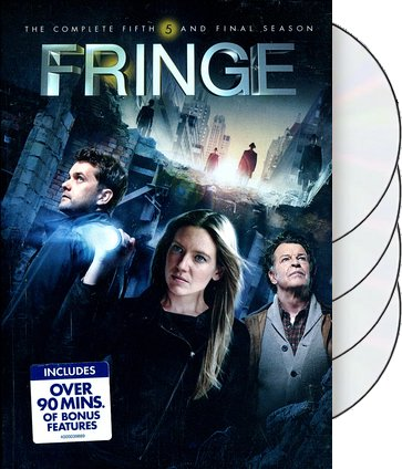 Fringe - Complete 5th and Final Season (4-DVD)