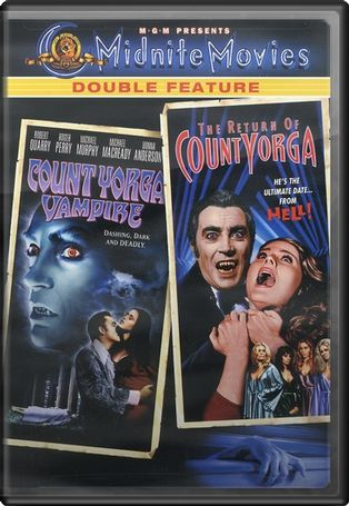 Midnite Movies Double Feature: Count Yorga,
