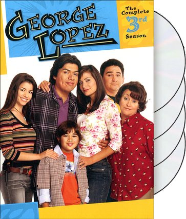 George Lopez - Complete 3rd Season (4-DVD)