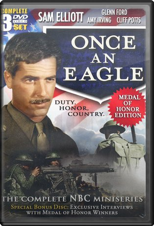 Once an Eagle - Complete NBC Miniseries (3-DVD)