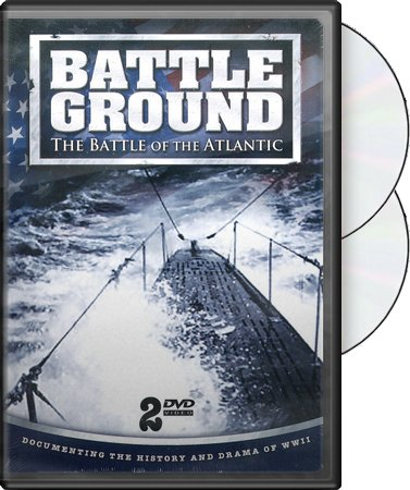 Battle Ground: The Battle of the Atlantic (2-DVD)