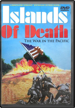 Islands of Death, Volume 1: The War in the Pacific