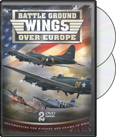 Battle Ground: Wings Over Europe (2-DVD)