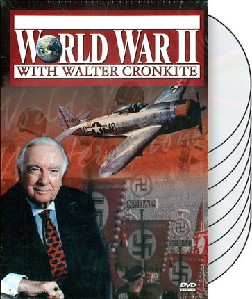 World War II with Walter Cronkite (8-DVD)