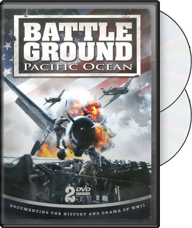 Battle Ground: Pacific Ocean (2-DVD)
