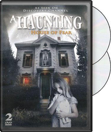 a haunting house of fear  2 dvd   2008  television on a haunting house of fear a haunting house of fear