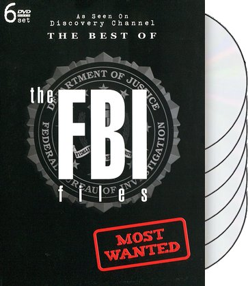 FBI Files - Most Wanted: Best of 1998-2000 (6-DVD)
