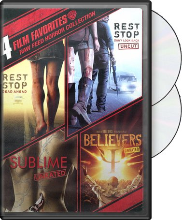 4 Film Favorites: Raw Feed Horror Collection