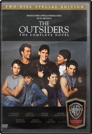 The Outsiders: The Complete Novel (Widescreen)