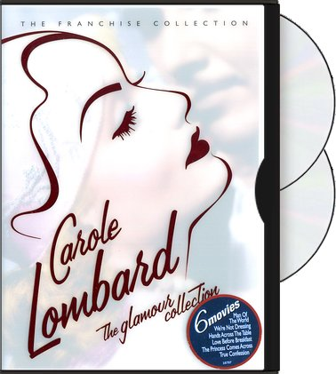 Carole Lombard - The Glamour Collection (Man of