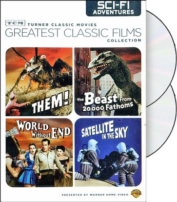 TCM Greatest Classic Films Collection - Sci-Fi