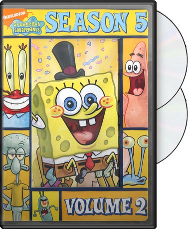 SpongeBob SquarePants - Season 5, Volume 2 (2-DVD)