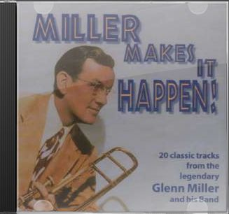 Miller Makes It Happen! [Import]