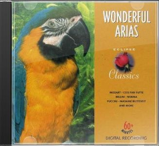 Wonderful Arias