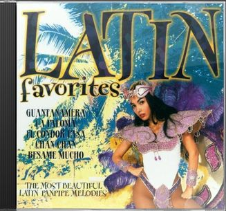 Latin Favorites: The Most Beautiful Latin Panpipe
