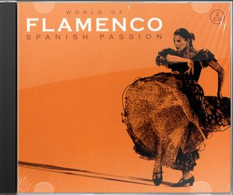 World Of Flamenco - Spanish Passion (2-CD)