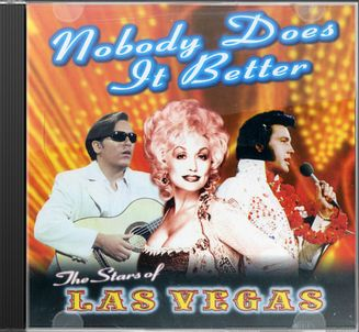 The Stars Of Las Vegas: Nobody Does It Better