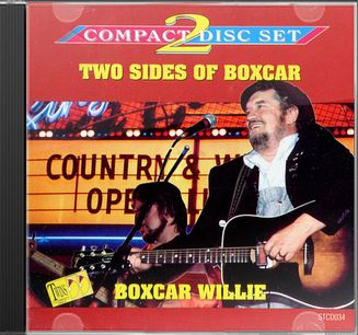 Two Sides of Boxcar (2-CD)