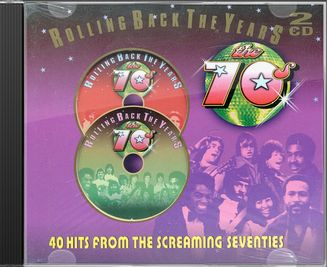 Rolling Back The Years: 40 Hits From The