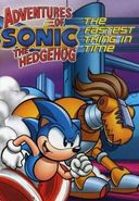 Adventures of Sonic The Hedgehog - No. 1: Fastest