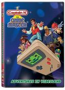 Captain N: Game Master - Adventures in Videoland