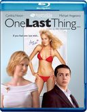 One Last Thing (Blu-ray)