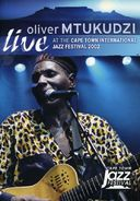 Oliver Mtukudzi - Live At The Cape Town
