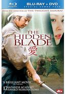 The Hidden Blade (Blu-ray + DVD)