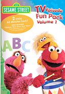 Sesame Street - TV Episode Fun Pack, Volume 1