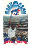 Back 2 Back: Toronto Blue Jays 1993
