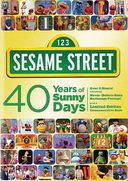 Sesame Street - 40 Years of Sunny Days (2-DVD)