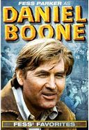 Daniel Boone - Fess' Favorites (2-DVD)