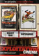 Exploitation Cinema Double Feature: Wacky Taxi