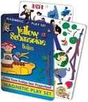 The Beatles - Yellow Submarine: Magnetic Play Set