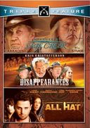Disappearances / All Hat / Miracle at Sage Creek