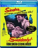 Suddenly (Blu-ray + DVD)