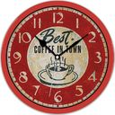 Best Coffee - Clock