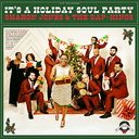 It's A Holiday Soul Party (Translucent Red Vinyl)