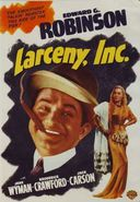 Larceny, Inc. (Full Screen) [Rare & Out-of-Print]