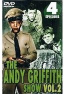 The Andy Griffith Show - Volume 2 (4 Episodes)