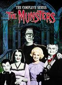 The Munsters - Complete Series (12-DVD)