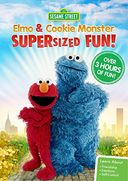 Sesame Street: Elmo and Cookie Monster Supersized