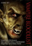 Vampire Bloodlust: Vampire Journals / Decadent