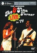 Ike & Tina Turner - Legends: Live In '71