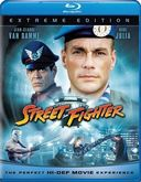 Street Fighter (Blu-ray, Extreme Edition)