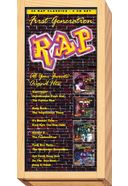 First Generation Rap - The Old School (4-CD Box