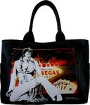 Elvis Presley - Fabulous Vegas - Large Tote Bag