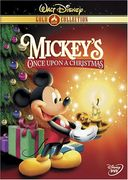 Mickey's Once Upon a Christmas (Gold Collection