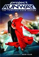 Project Runway - Complete 6th Season (3-DVD)