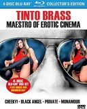 Tinto Brass: Maestro Of Erotica Cinema (4 Disc